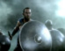 '300: rise of an empire' promotes without injured sullivan stapleton