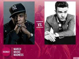 march music madness: jay z vs. justin timberlake