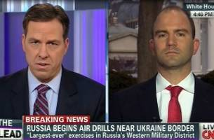 Jake Tapper to White House Official: 'It Appears That Crimea Is Lost'