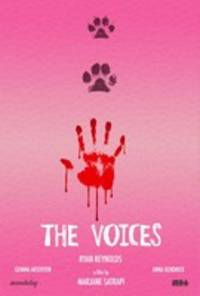 The Voices - cast: Ryan Reynolds, Gemma Arterton, Anna Kendrick, Jacki Weaver, Ella Smith