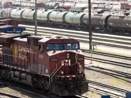 cp rail says adding more trains won't solve grain backlog