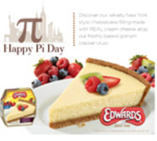 edwards desserts bring a slice of big city flavor to your table with new york style cheesecake