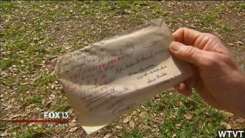 Woman Finds Unopened WWII Letter, Vows To Return To Family