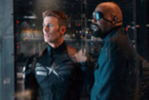 set visit: marvel head honcho kevin feige on the impact of 'captain america 2'