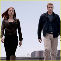 'captain america: the winter soldier' 4 minute extended trailer!