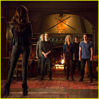 'the vampire diaries' preview: the kat is out of the bag!