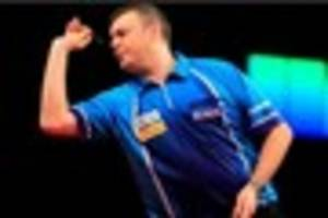 Wes Newton out of Premier League Darts at Westpoint