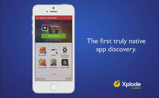 iddiction introduces xplode so your app doesn't get lost in the app stores